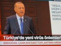Erdoğan'dan covit19'a karşı 19 maddelik önlem