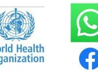 Dünya Sağlık Örgütü'nün WhatsApp ve Facebook'tan uyarısı