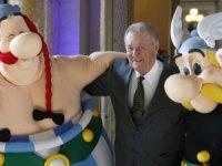 Asterix'in yaratıcısı Albert Uderzo yaşamını yitirdi