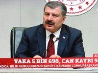 Sağlık Bakanı Fahrettin Koca: Can kaybımız 92'yi buldu