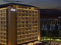 Divan grubu 2 otelin odalarını sağlık çalışanlarına açtı