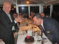 """TUROYD Akdeniz'in kuruluşunda """"çifte doğum günü"""""""
