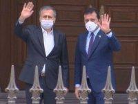 İstanbul Valiliği'nde corona virüsü toplantısı