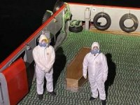 İstanbul'da bekleyen Çin gemisinin kaptanı koronadan öldü