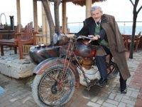 Korona virüsü Hitler'in motosikletini bile vurdu