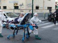 İtalya'da ölü ve vaka sayısında umut verici düşüş!