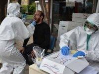 İzmir'de sokaktakoronavirüs testi!