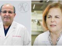 Prof.Dr. Azmi Hamzaoğlu ve eşi Koronavirüs'ü yendi!