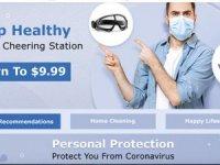 İnternette E-korona virus pazarı açıldı