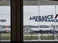 Air France-KLM, mali yardım için Fransız hükümetiyle görüşüyor