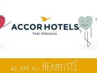 "Accor Hotels'den koronavirüse karşı ""ALL Heartist"" fonu"