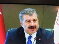 Sağlık Bakanı Fahrettin Koca: Vefat sayısı 1403'ü buldu
