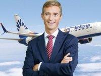 SunExpress'in yeni CEO'su Max Kownatzki: Güçleneceğiz