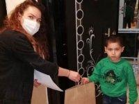 Bismil Belediyesi'nden 35 bin çocuğa '23 Nisan' hediyesi