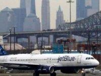 JetBlue Airways'te 4 Mayıs itibarıyla maske mecburiyeti