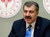 Sağlık Bakanı Fahrettin Koca: Vefat sayısı 3174 oldu