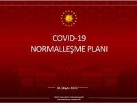 Cumhurbaşkanlığı'ndan 'Normalleşme Planı' takvimi!