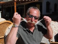 Almanlarda ve Türklerde 'palabıyık' modası yaygınlaştı