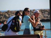 Ruslar bu sene de tatillerini Antalya'da yapacak!