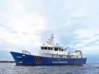 Antalya'ya dünyanın en büyük ikinci arkeolojik araştırma gemisi