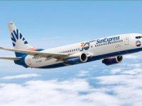 SunExpress, iç hat uçuşlarına yarın başlıyor
