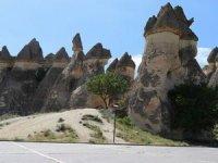 Kapadokya'da müze ve ören yerleri ziyarete açıldı