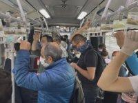Toplu taşıma araçları üçte bir oranında ayakta yolcu alabilecek