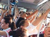 Turizmciye taşımada yasak, başkalarına serbest