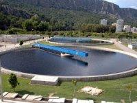 Antalya'da arıtma ile kirli suyun denize dökülmesi engelleniyor