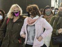 Tükeniyor, Fransa maske stoklarına el koydu
