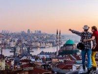 İstanbul'da koronadan turist sayısı yüzde 99.9 düştü