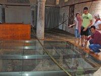 Yivli Minare Camii'nin 800 ısıtma sistemi turistleri büyülüyor