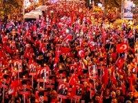 Kadıköy Cumhuriyet Bayramı coşkusu sürüyor