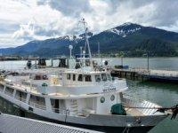 Alaska'da sosyal mesafeli küçük kruvaziyer seferleri
