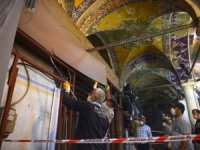 Kapalıçarşı'da anıt eser dükkandakaçak tadilat