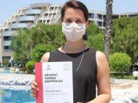 Antalya'da Güvenli Turizm Sertifikalı dönem