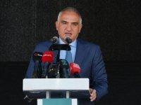 Bakan Ersoy: Kültür ve sanatı halkımızın ayağına götürüyoruz