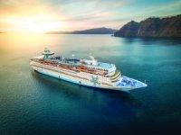Celestyal Cruises'ınturları 2021 Mart'ında başlayacak