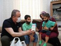 Antalya'da 2-5 yaş grubu çocuklara aylık 8 litre süt dağıtılıyor