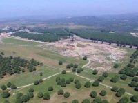 Türkiye'nin ilk gıda ihtisas organize sanayi bölgesi Ayvalık'ta
