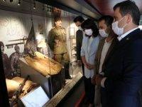 Çanakkale ruhu mobil müze ile Türkiye'ye yolculuğuna başladı
