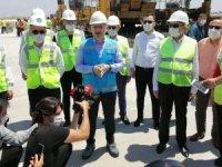 Çukurova Havalimanı 2 yılda tamamlanacak