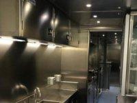 Türkiye'nin ilk yerli hızlı treninin mutfak setleri ı