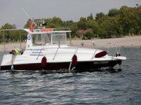 Antalya'da deniz suyu numune alımı 81 noktadan yapılıyor