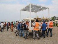 Konyaaltı Plajı'nda işgaller ortadan kaldırıldı