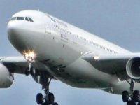 Afrika'nın havayolu Air Namibiaiflas bayrağını açtı