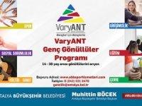 VaryANT Genç Gönüllüler, Antalya için proje geliştirecek