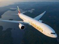 Emirates 6 şehir için daha uçuşlarına devam ediyor