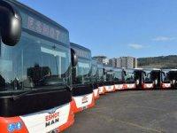Belediye otobüsü şoförlerine korona testine red