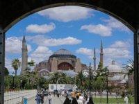 'Ayasofya'nın kapısında Atatürk'ün notu vardı'